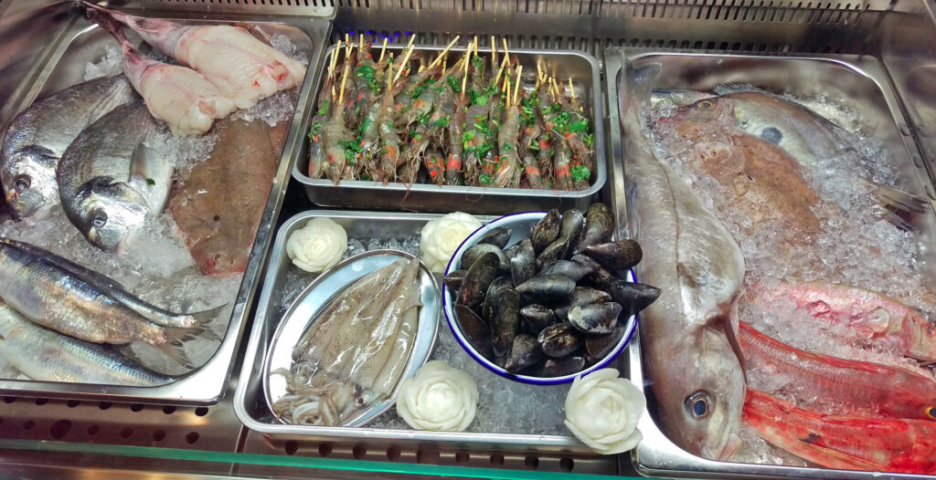 Suphas Fish Counter
